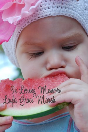 In Memory Of Layla Grace Marsh